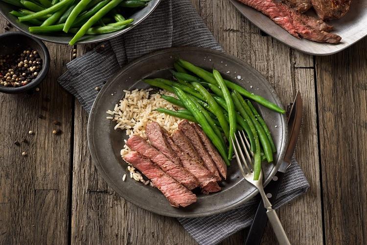Angus Delmonico Steak (2/pkg)