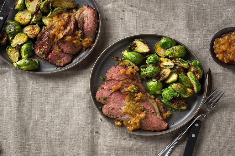Angus Picanha (Sirloin Cap) Steak (1/pkg)