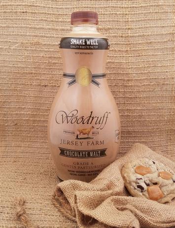 Chocolate Milk 48 oz. - 2 pack