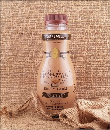 12 oz. Chocolate Milk Chugger - 6 pack