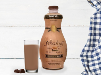 Whole Chocolate Milk 48 oz. - 2 pack