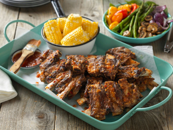 Angus Beef Back Ribs (2 racks/pkg)