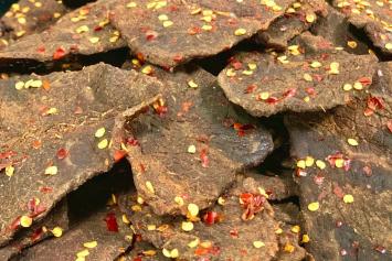 Jalapeño Beef Jerky