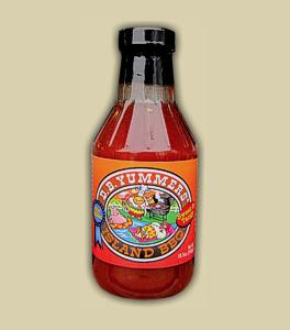 D.B. Yummers Island BBQ Sauce