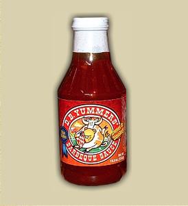 D. B. Yummers Original Sweet & Smokey BBQ Sauce