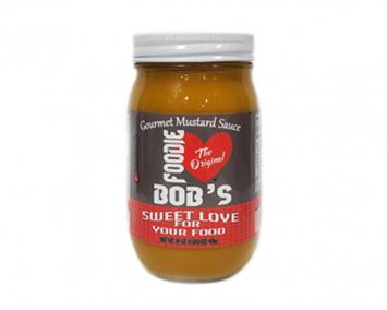 Foodie Bob's Sweet Love Mustard Sauce