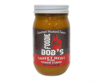 Foodie Bob's Sweet Heat Mustard Sauce