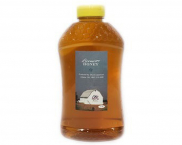 Lippencott Raw Local Honey (2 lb.)