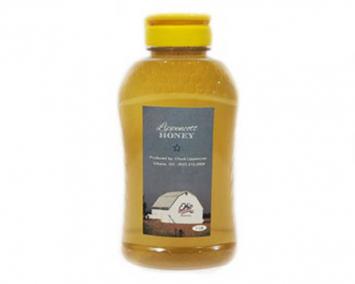 Lippencott Raw Local Honey (1 lb.)