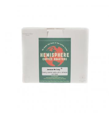 Hemisphere Jamaican Me Crazy Coffee (12 Single Cup Pods)