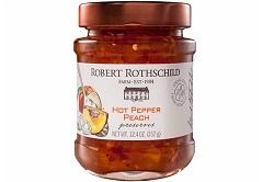 Hot Pepper Peach Preserves (Net Wt. 12.4 oz.)