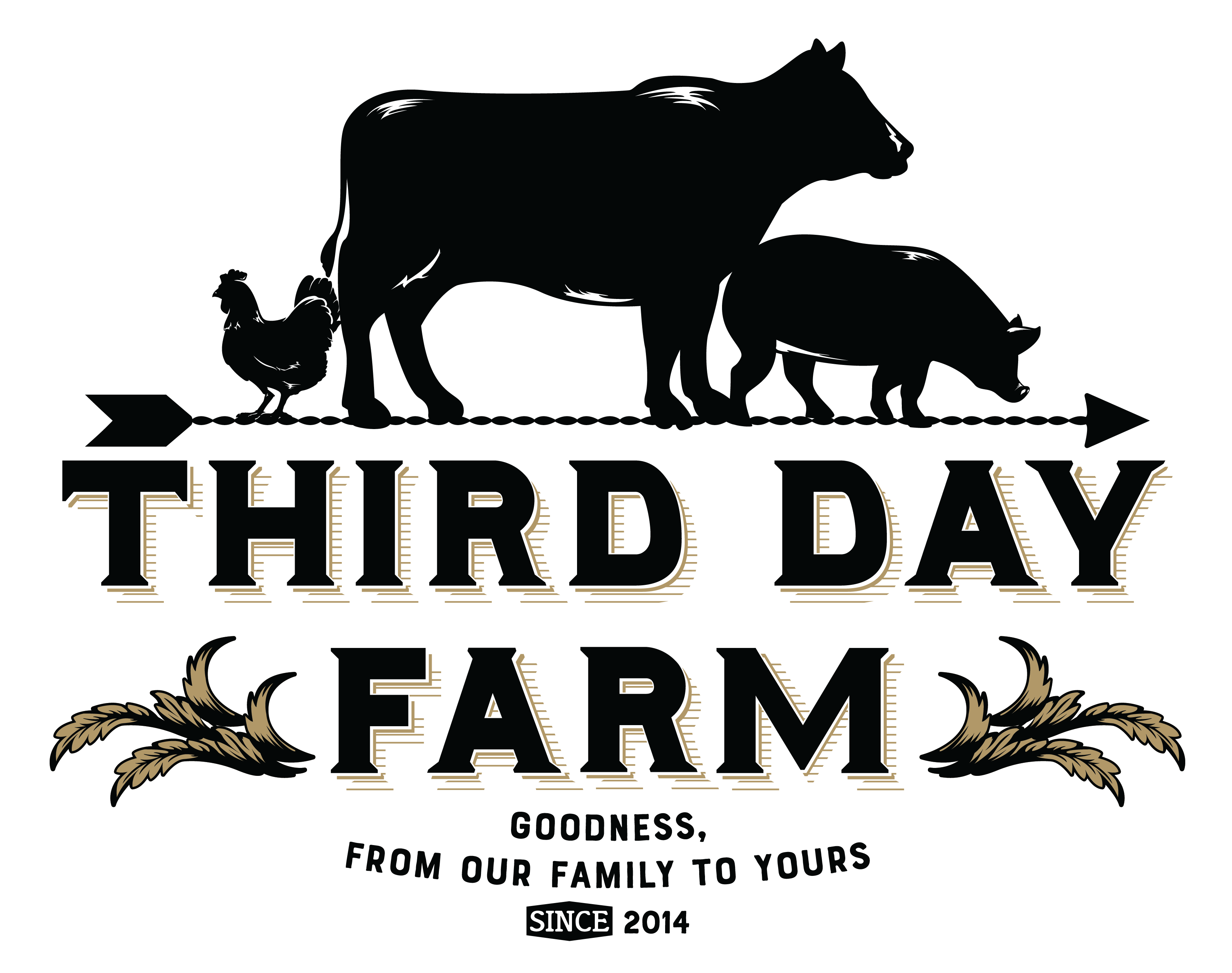 Third Day Farm Logo