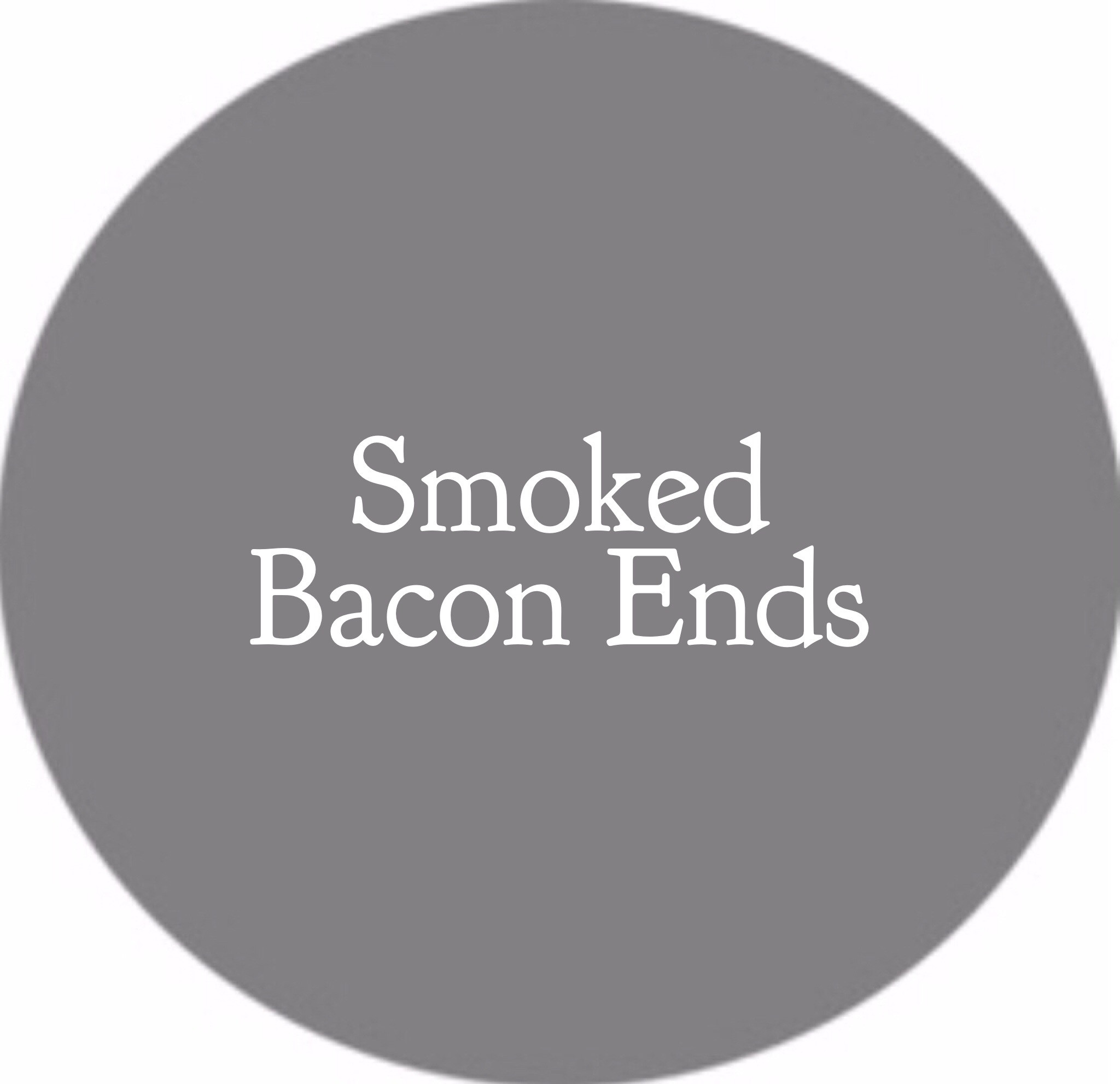 Smoked Bacon Ends