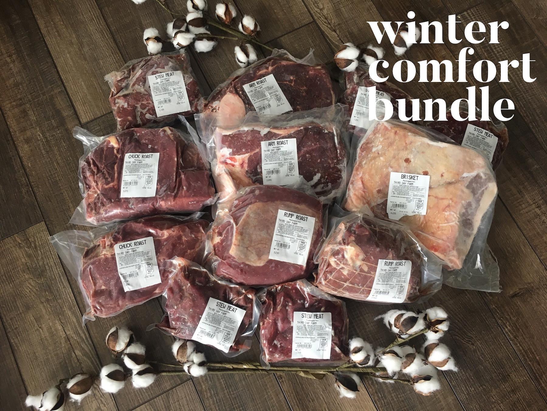 Winter Comfort Bundle