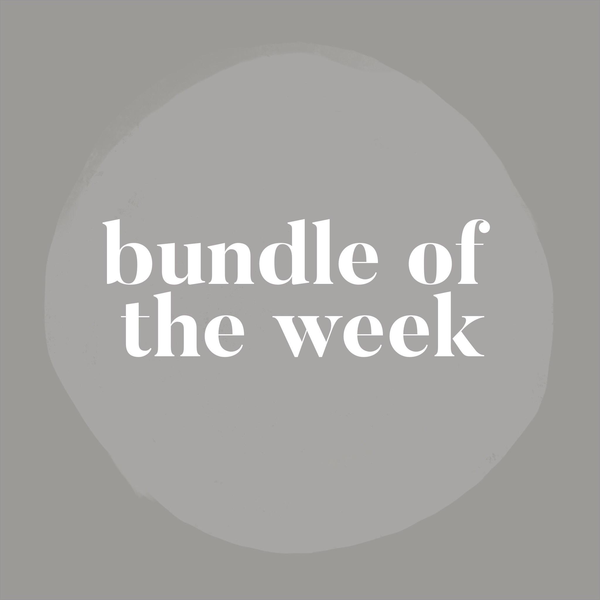 Bundle of the Week- #2