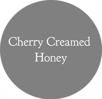 Honey - Cherry Creamed Honey