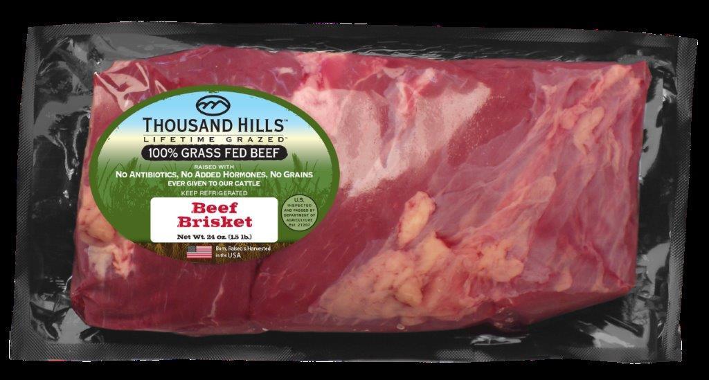 Beef Briskets - Case