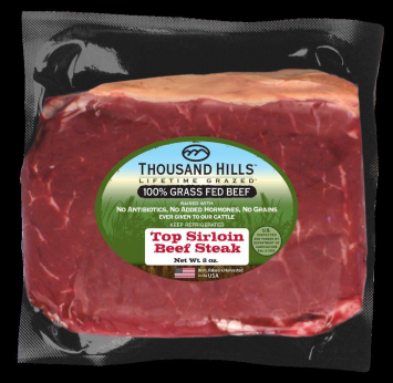 Top Sirloin Steak - 8oz.