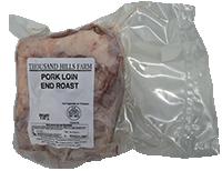 Pork Loin End Roast