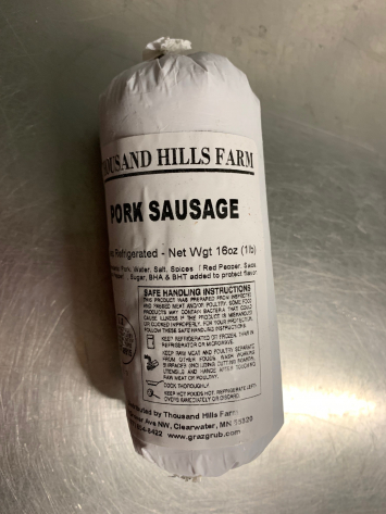 Pork Bulk Breakfast Sausage