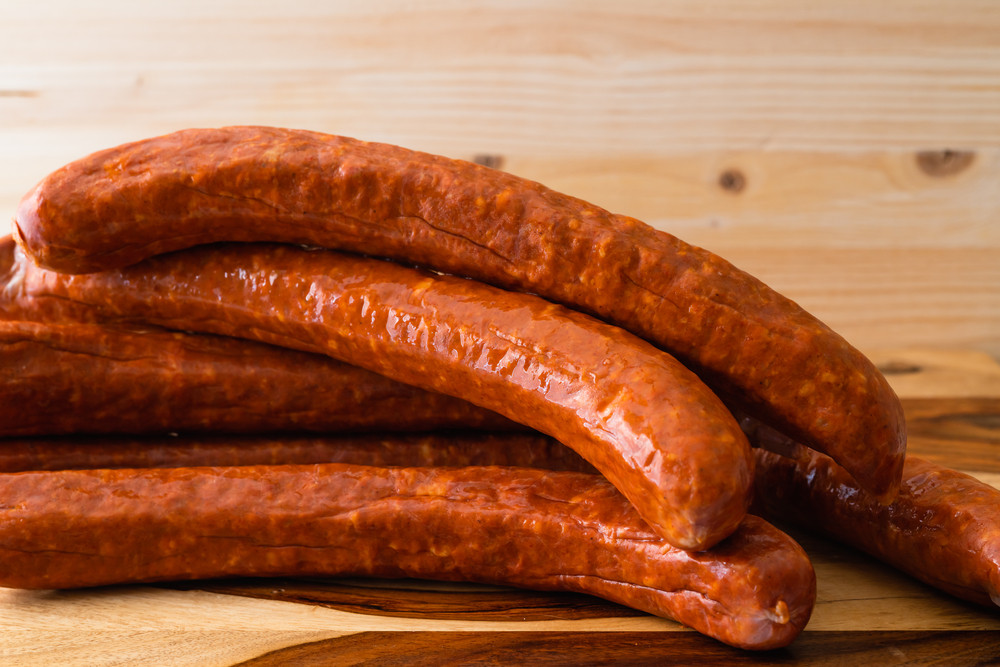 Andouille Sausage Links