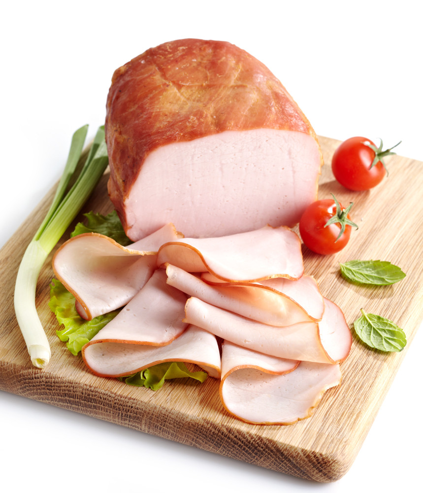 Sliced Smoked Turkey Breast