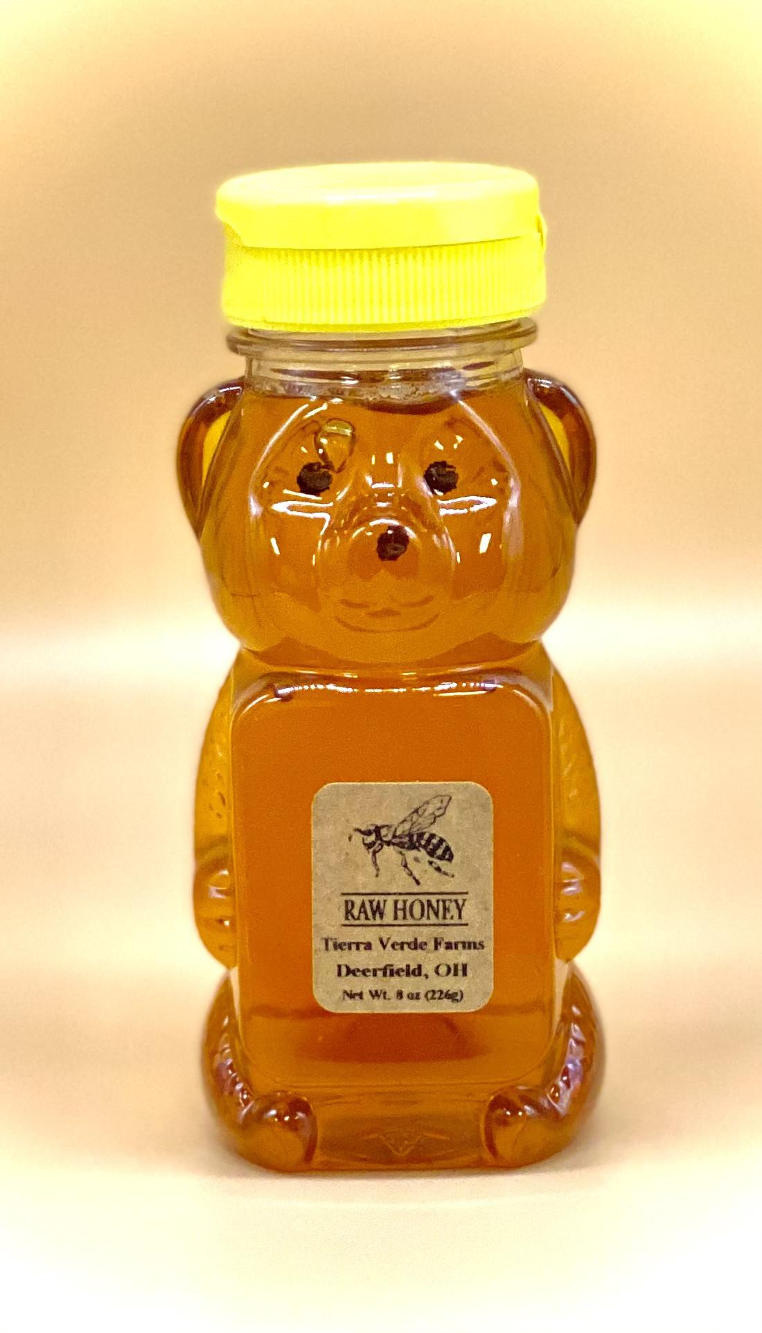 Honey Bear - 8 oz