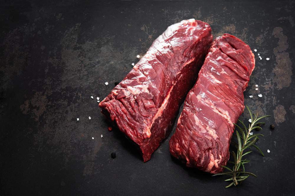 Hanger Steak - trimmed