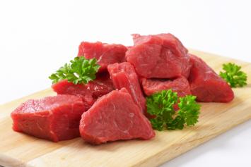 Beef Kebob Meat