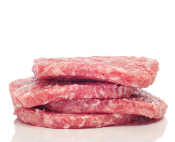 Ground Beef Patties - 1/4 pound