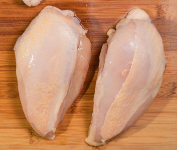 Split Chicken Breast