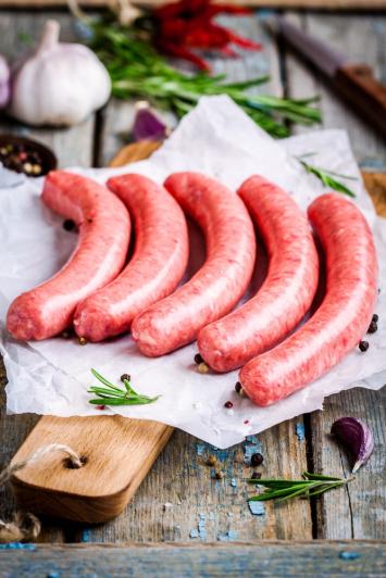 Pork Mild Italian Sausage - Links