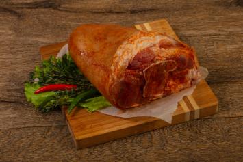 Nitrate-Free Smoked Ham Hock