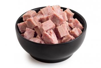 Smoked Ham Cubes