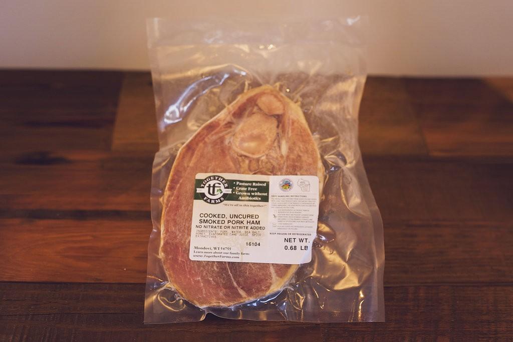 Ham Steak (naturally smoked, uncured)