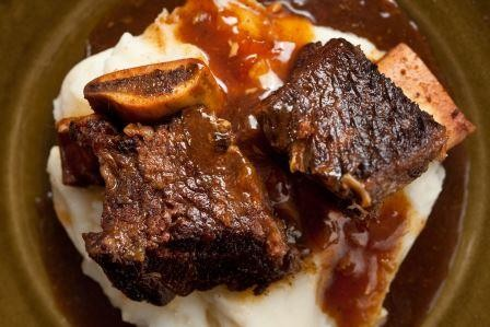 Slow Cooker Meal Kit, BBQ Short Ribs