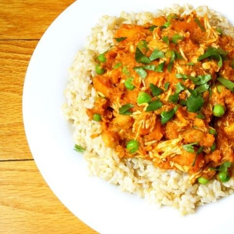Slow Cooker Meal Kit, Chicken Curry II