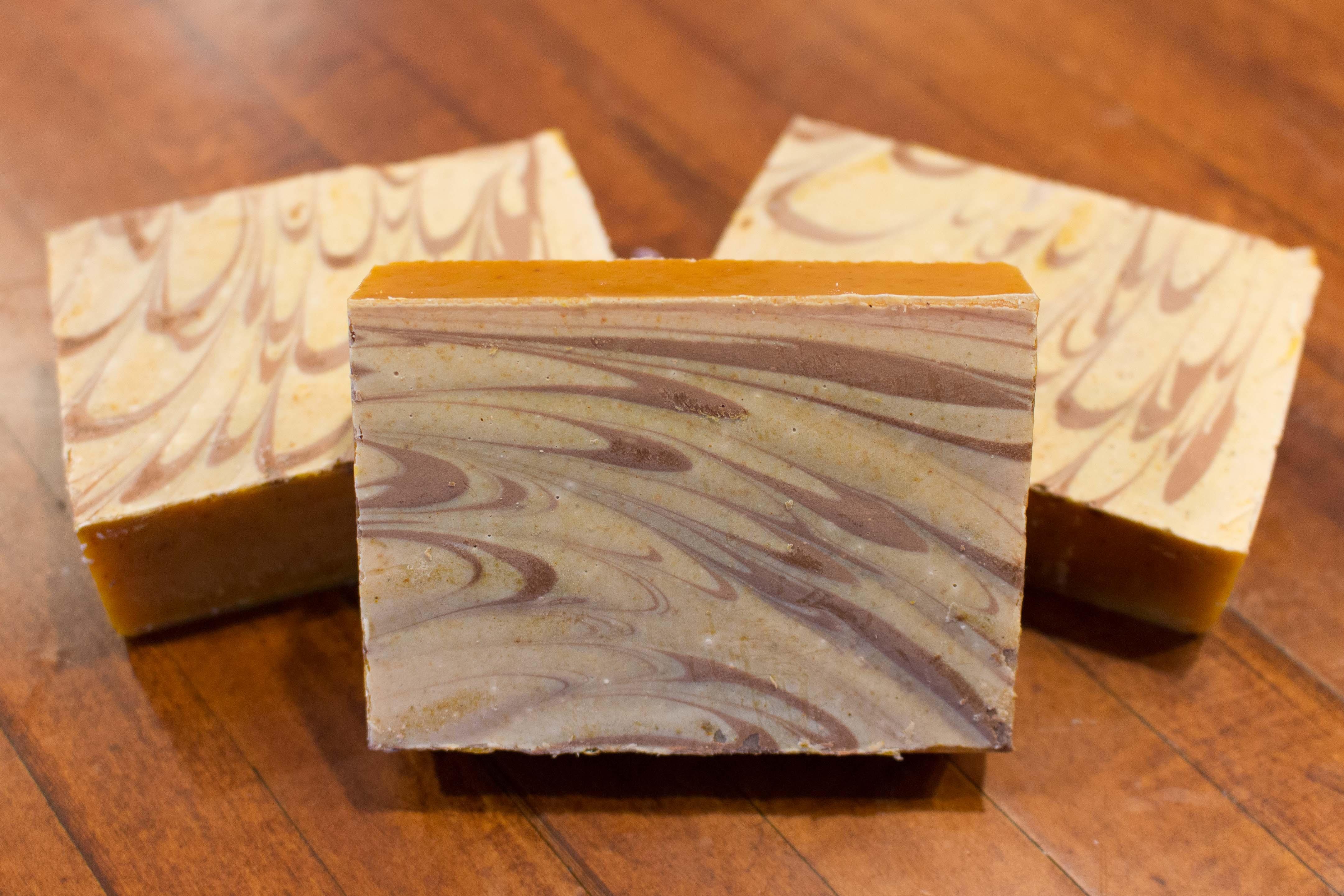 Morning Wood Soap