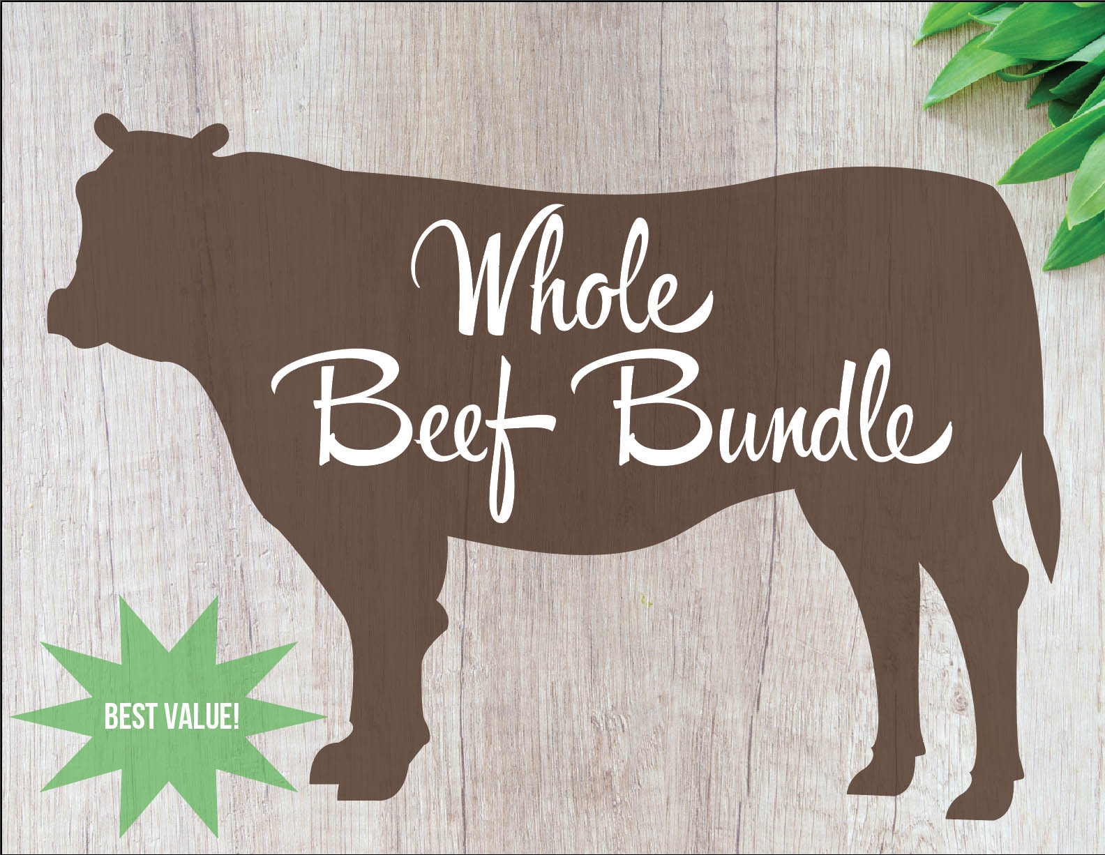 Beef, Deposit, Whole, March 28
