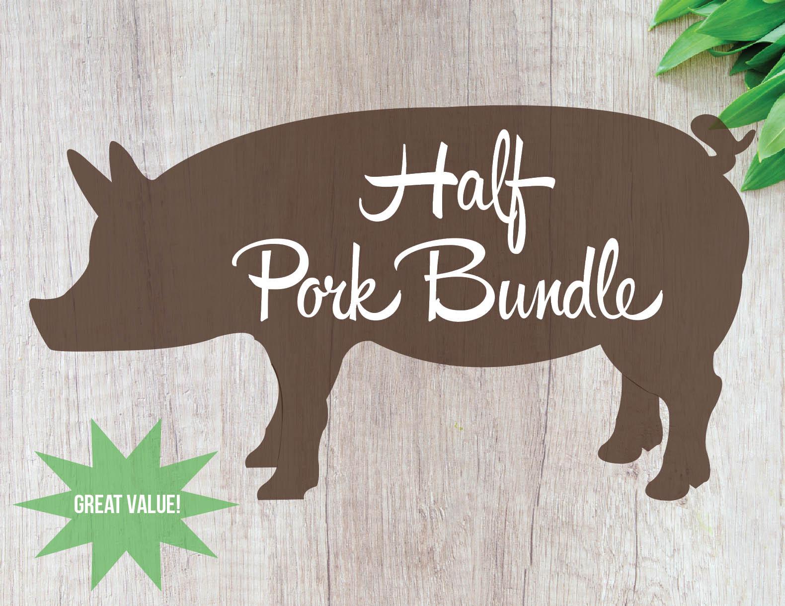 Pork, Deposit, Half, Dec 13, 2018