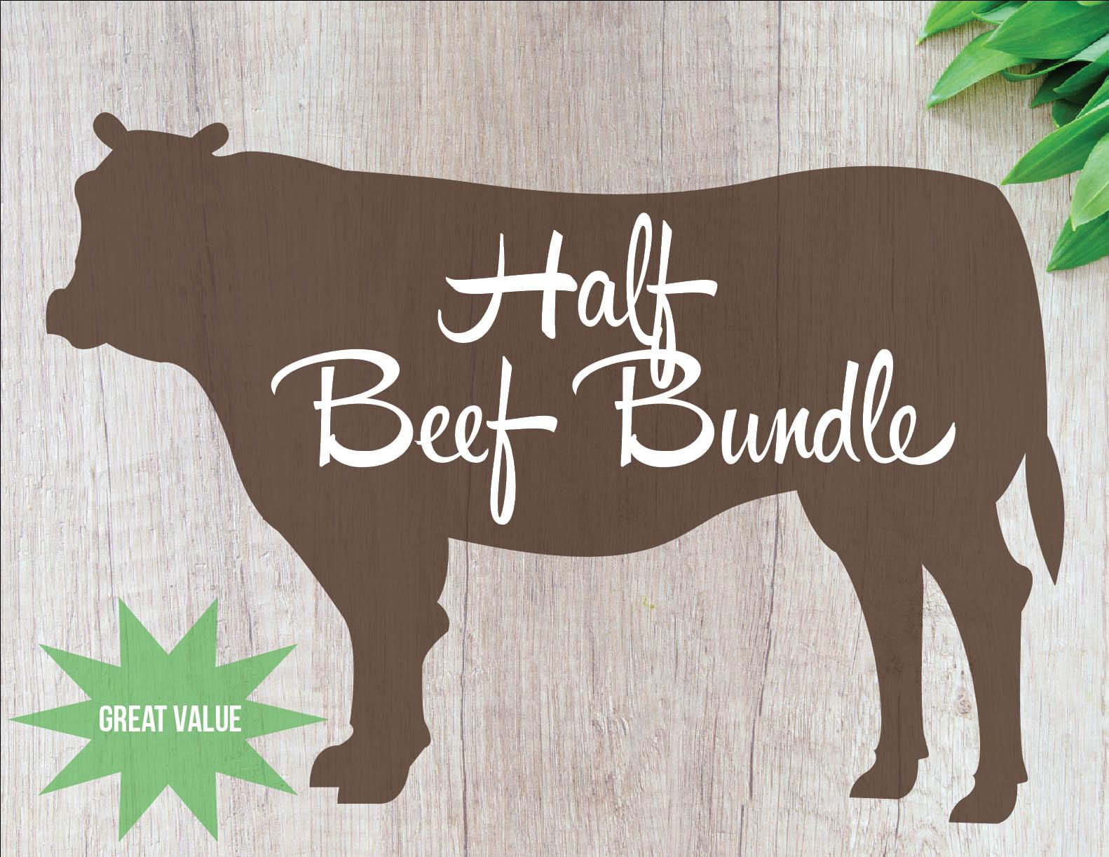 Beef, Deposit, Half, March 28