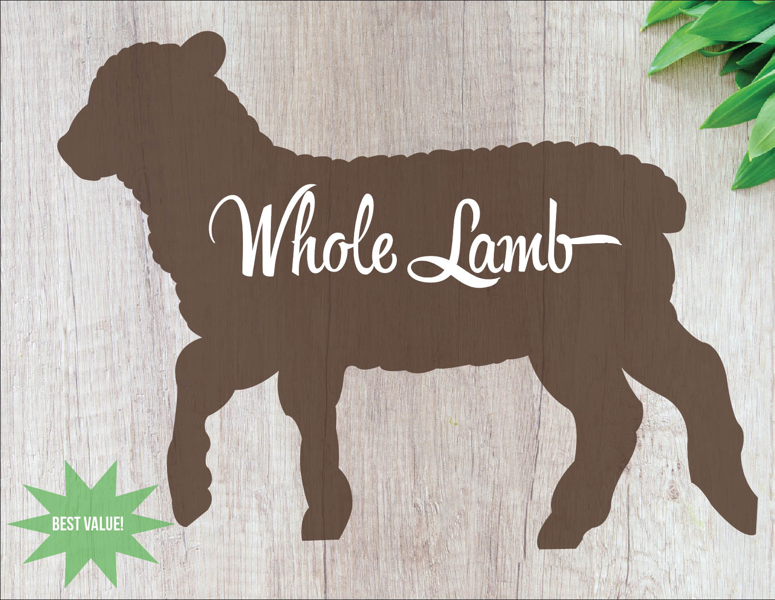 Lamb, Deposit, Whole, January 2019