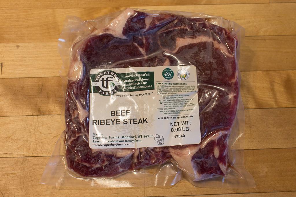 Beef, Steak, Ribeye