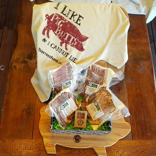 Gift Box, Bacon Lovers