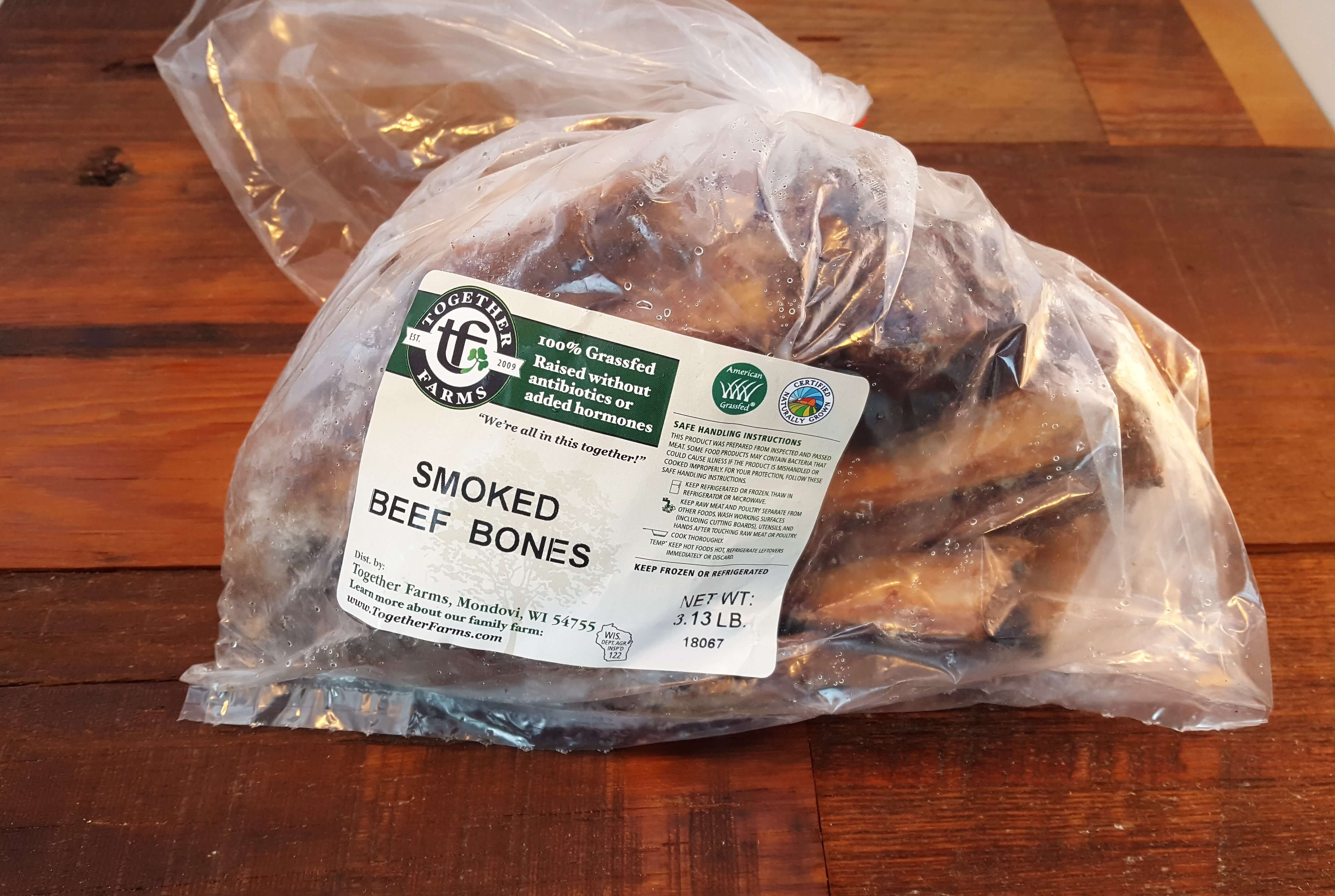 Beef, Smoked Bones