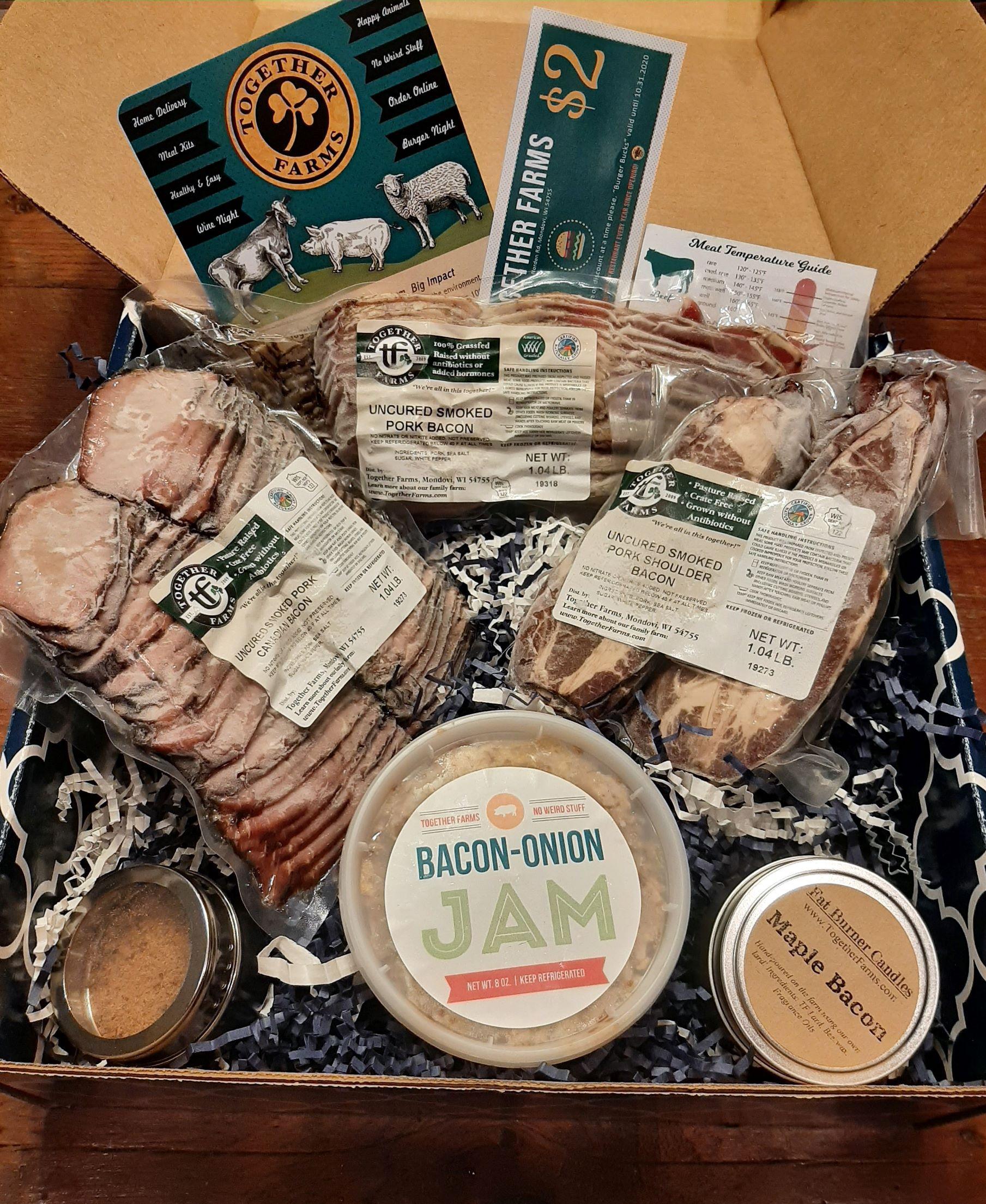 Bacon Me Crazy! Gift Box