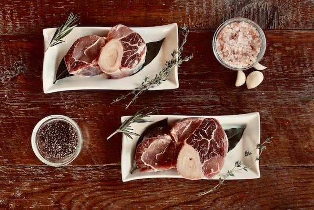 Meaty Soup Bones (Shanks & Neck Cuts)