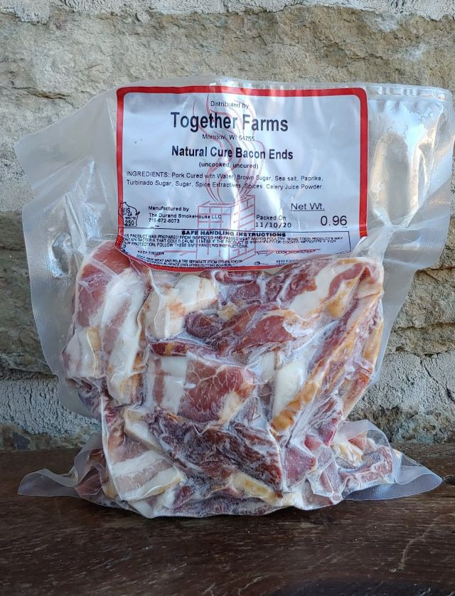 Naturally Cured Bacon ENDS