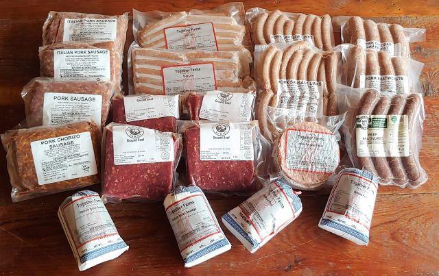 Sausage Sampler Bundle