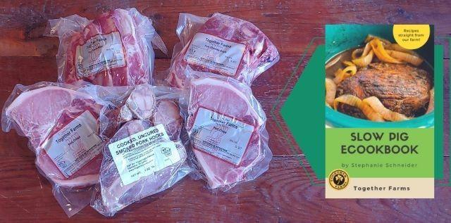 Slow Pig DIY Meal Kit  Bundle